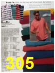 1993 Sears Spring Summer Catalog, Page 305