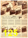 1940 Sears Fall Winter Catalog, Page 125