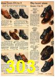 1942 Sears Spring Summer Catalog, Page 303