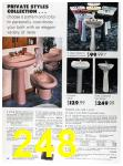 1989 Sears Home Annual Catalog, Page 248