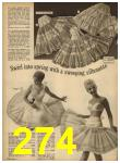 1962 Sears Spring Summer Catalog, Page 274
