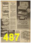 1962 Sears Spring Summer Catalog, Page 487