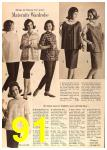 1963 Sears Fall Winter Catalog, Page 91