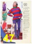 1987 Sears Fall Winter Catalog, Page 47