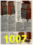 1980 Sears Fall Winter Catalog, Page 1007