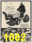 1982 Sears Fall Winter Catalog, Page 1082