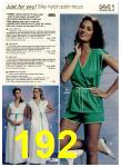 1981 Montgomery Ward Spring Summer Catalog, Page 192