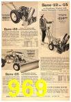 1960 Sears Fall Winter Catalog, Page 969