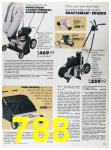 1989 Sears Home Annual Catalog, Page 788