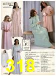 1982 Sears Fall Winter Catalog, Page 318