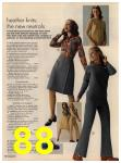 1972 Sears Fall Winter Catalog, Page 88