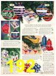 1947 Sears Christmas Book, Page 192