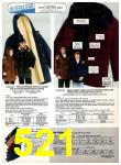 1977 Sears Fall Winter Catalog, Page 521