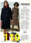 1975 Sears Fall Winter Catalog, Page 110