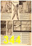 1962 Sears Fall Winter Catalog, Page 344