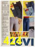 1987 Sears Fall Winter Catalog, Page 424