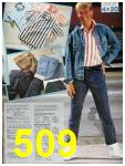 1988 Sears Spring Summer Catalog, Page 509