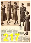 1949 Sears Spring Summer Catalog, Page 217