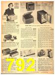 1949 Sears Spring Summer Catalog, Page 792