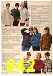 1963 Sears Fall Winter Catalog, Page 842