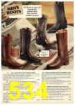 1976 Sears Fall Winter Catalog, Page 534