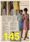 1965 Sears Spring Summer Catalog, Page 145