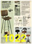 1975 Sears Fall Winter Catalog, Page 1022