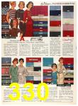 1958 Sears Fall Winter Catalog, Page 330