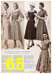1957 Sears Spring Summer Catalog, Page 65