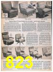 1957 Sears Spring Summer Catalog, Page 823