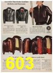 1958 Sears Fall Winter Catalog, Page 603