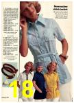 1974 Sears Spring Summer Catalog, Page 18