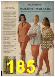 1962 Sears Spring Summer Catalog, Page 185