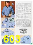 1985 Sears Fall Winter Catalog, Page 603