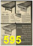 1968 Sears Fall Winter Catalog, Page 595