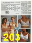 1985 Sears Spring Summer Catalog, Page 203
