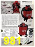 1983 Sears Fall Winter Catalog, Page 981