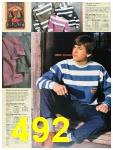 1988 Sears Fall Winter Catalog, Page 492
