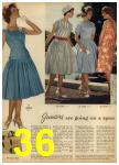 1959 Sears Spring Summer Catalog, Page 36