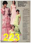 1976 Sears Fall Winter Catalog, Page 223
