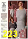 1982 Sears Fall Winter Catalog, Page 223