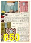 1958 Sears Fall Winter Catalog, Page 850