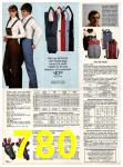 1982 Sears Fall Winter Catalog, Page 780