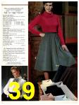 1983 Sears Fall Winter Catalog, Page 39