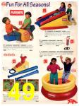 1995 Sears Christmas Book, Page 49