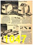 1940 Sears Fall Winter Catalog, Page 1047