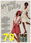 1975 Sears Spring Summer Catalog, Page 70