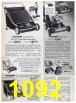 1967 Sears Fall Winter Catalog, Page 1092