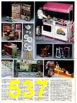 1983 Sears Christmas Book, Page 537