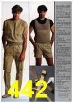 1985 Sears Spring Summer Catalog, Page 442